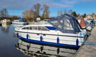 Bounty 27 - Glimmering - Inland Cruiser