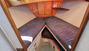 Sanderson 30 - Swift - 4 Berth Wooden Cruiser