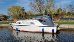 Elysian 27 - Serenity  - 4 Berth Inland Cruiser