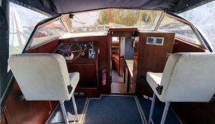 Seamaster 813 - Seaway - 4 Berth Inland Cruiser