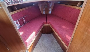 Freeman 33 Sedan - Free Spirit - 6 Berth Motorcruiser