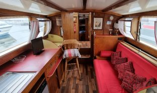 Summercraft 30 - Mistle Thrush - 4 Berth Wooden Cruiser
