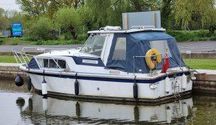 Seamaster 25 - Compass Rose - 4 Berth Inland Cruiser