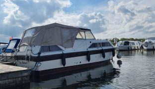 Fairline 29 Aft Cabin - The Answer - 6 Berth Inland Cruiser