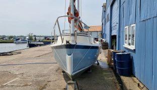 Hunter Liberty 23 - Laissez Faire - 3 Berth Sailing Yacht