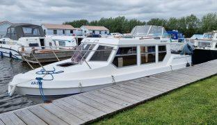 Riverboat 26 - Rhapsody - 4 Berth Inland Cruiser