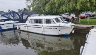 Viking 23 - Lilliput - 4 Berth Inland Cruiser