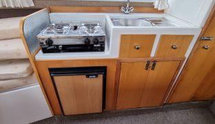 Shetland 4+2 (2004) - 4 Berth Inland Cruiser