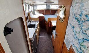 Bounty 27 - Grey Goose III - 2 Berth Inland Cruiser