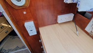 Susie May - 5 Berth Inland Cruiser