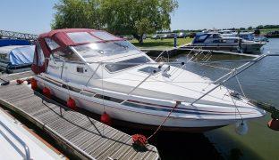 Fairline Targa - Carpe Diem - 4 Berth Sports Cruiser