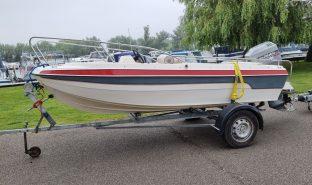 Marine Corvette - Jolly Dennis - Speed/Fishing Boat