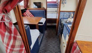 Elysian 27 - Genevieve - 4 Berth Inland Cruiser