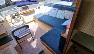 Hampton Safari - Elsa II  - 4 Berth Inland Cruiser