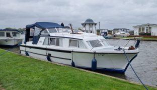 Bounty 27 - Spirit - 4 Berth Inland Cruiser