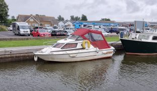 Fletcher Vigo - Makasi - 2 Berth Motor Boat