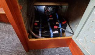 Freeman 24 - Sylveric II - 4 Berth Electric Motor