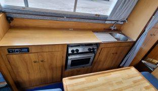 Norman 24 - Boudica - 4 Berth Inland Cruiser